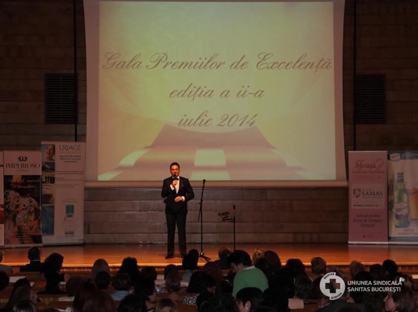 Gala premiilor OAMMR 2014 - 01